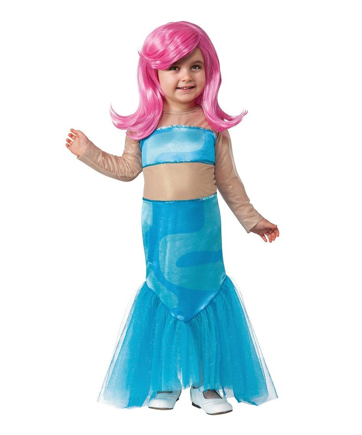 Molly Mermaid Costume Set - Toddler & Girls by Bubble Guppies #zulily #zulilyfinds