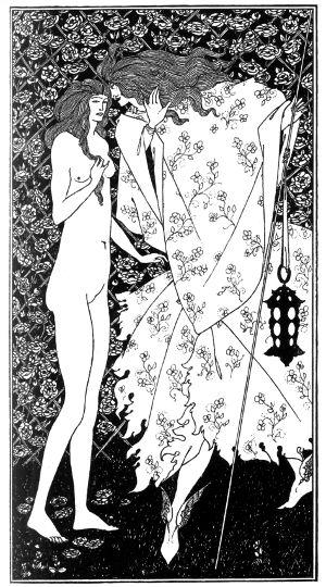 THE MYSTERIOUS ROSE GARDEN
