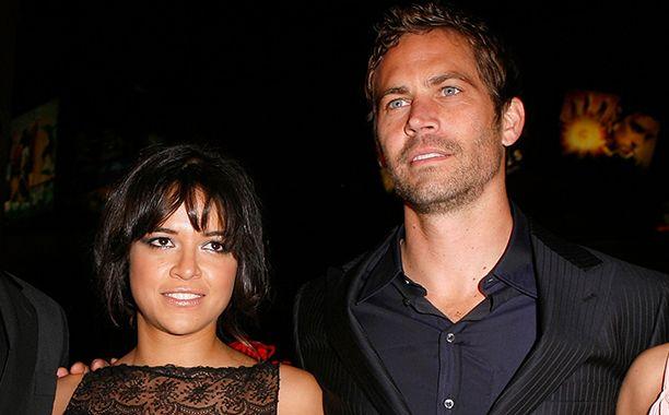 Michelle Rodriguez jealous of Paul Walker's death | EW.com