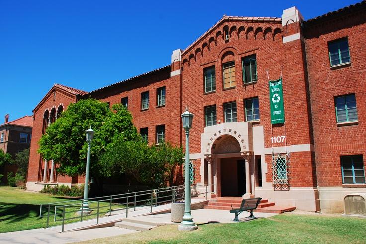Yuma Hall (Honors)