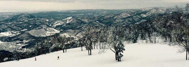 Teine Ski slopes
