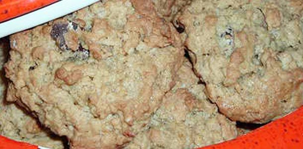 Oatmeal-Apple Cookies: Sir Chef