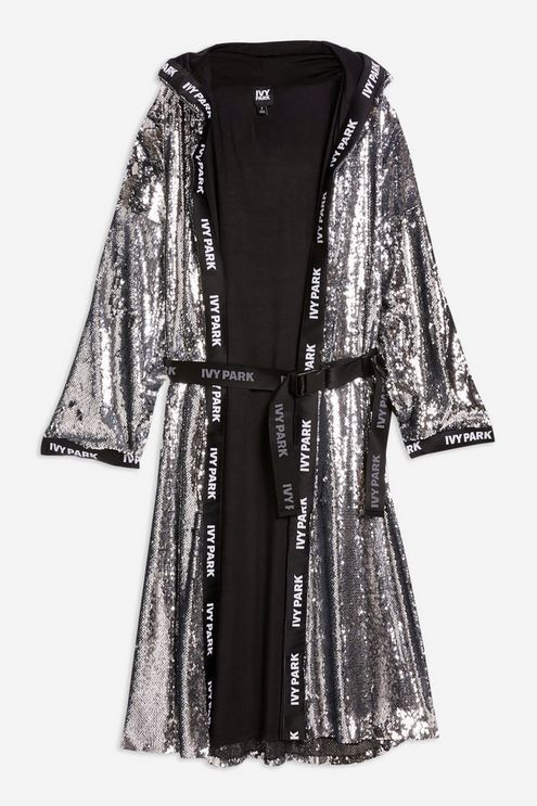 df58a8b24c Sequin Boxing Robe by Ivy Park - New In Brands - New In - Topshop ...