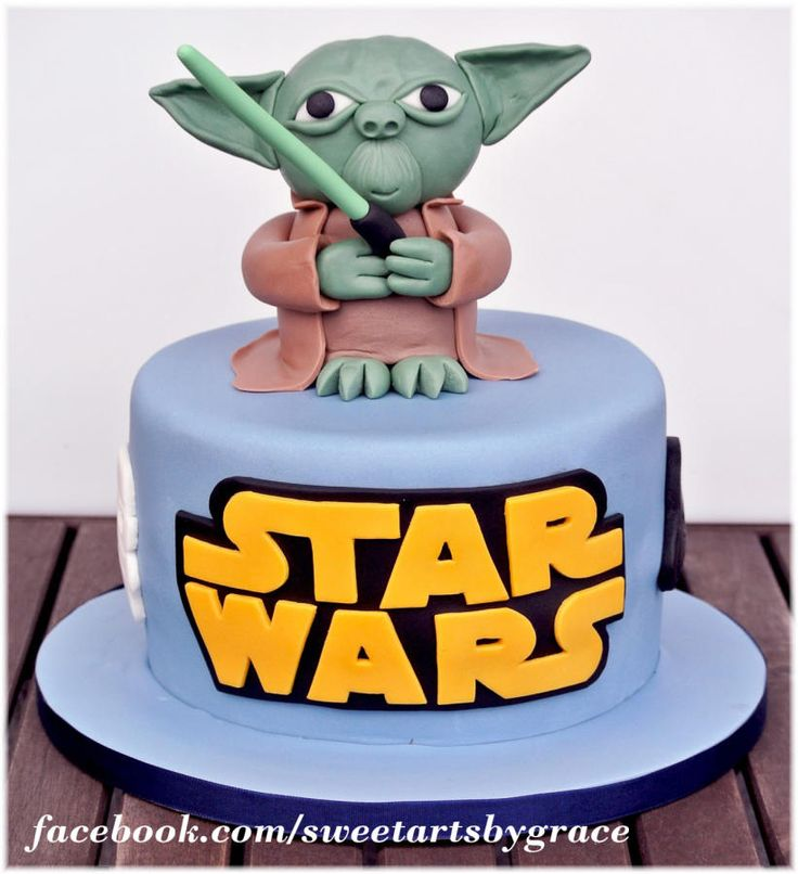 Star Wars Cake - Cake by sweetarts by grace
