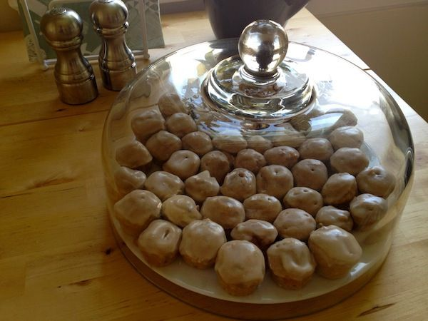 Apple Fritter Muffins | Mini desserts | Pinterest