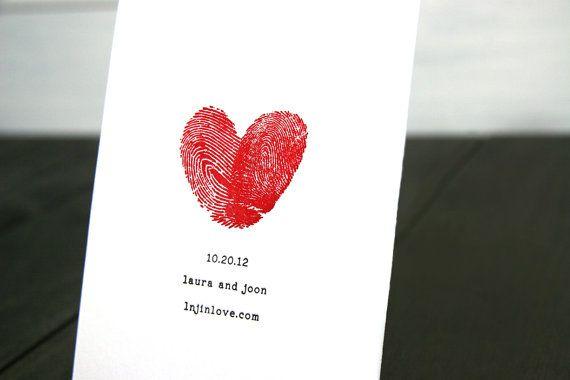 Omg love the thumb print hearts!!!