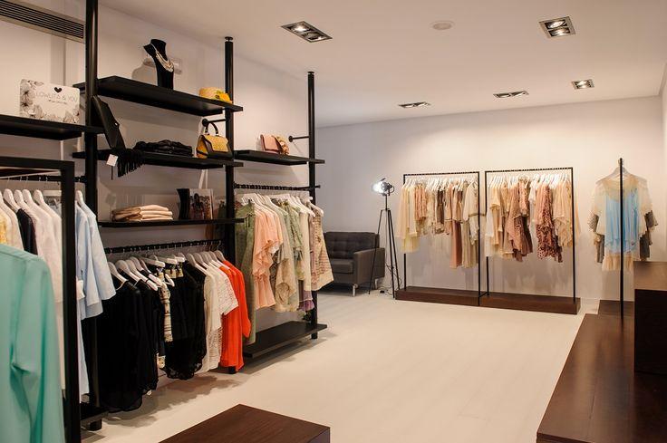 Blumé / equipoeme estudio #diseño #perchero #retail #tienda #ropa #accesorios