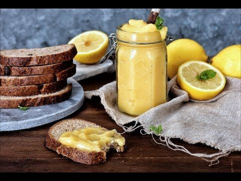 Lemon curd saludable (sin azúcar) | RECETA SENCILLA Y DELICIOSA | Delicious Martha - YouTube