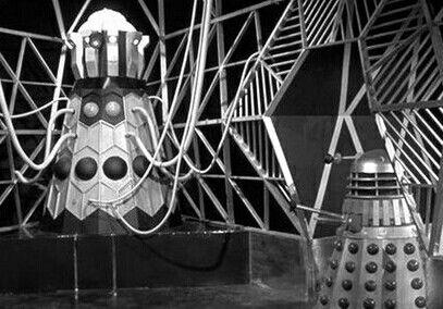 The Emperor Dalek, in 'The Evil of the Daleks' (1967)