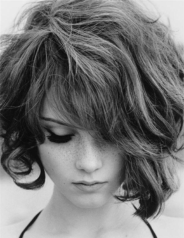 Coiffure tendance 2015 - cheveux courts Amarre de bijoux a aimé