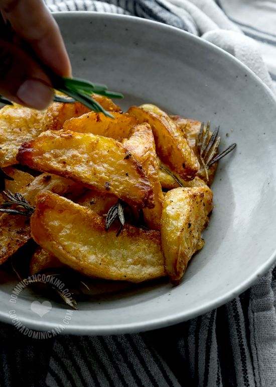 Easy oven fried potatoes recipes