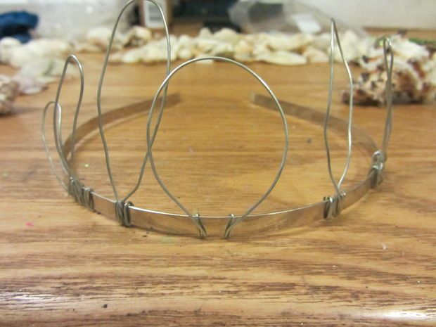 diy mermaid crown - Google Search
