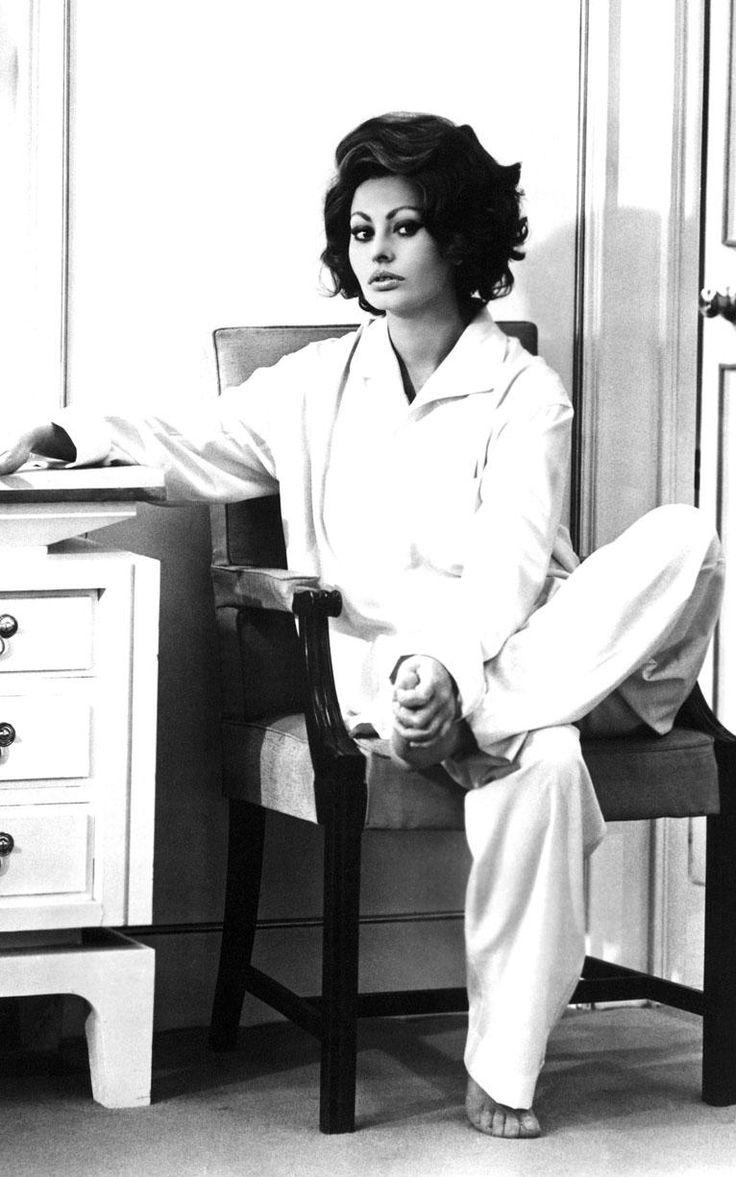 Sophia Loren in Countess of Hong Kong 1967