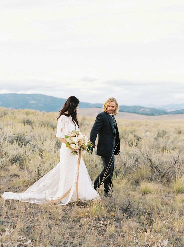 Legends of the Fall Inspired Fall Wedding