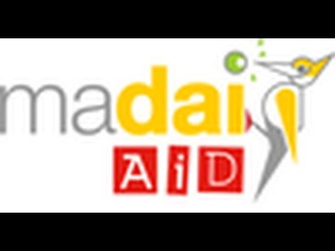 madaiAiD | the fundraising revolution