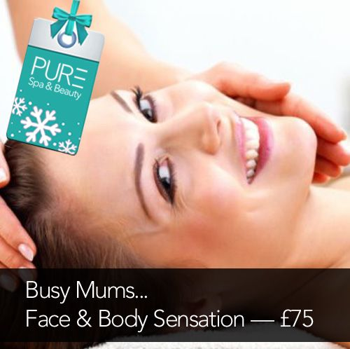 Reward hard-working mothers with a hot stone massage and Elemis facial. Buy now ▶ http://www.purespauk.com/spashop/busy-mums-face-and-body-sensation-gift-voucher.html