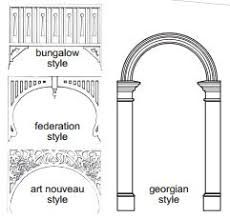 Image result for federation doorway fretwork