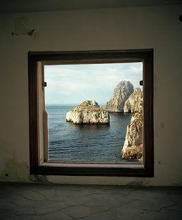 architettura e progetti di qualità: Villa Malaparte, Capri