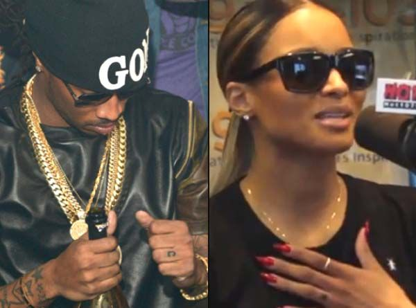 Clean Slate: Ciara Removes Future's Tattoo FromRing Finger