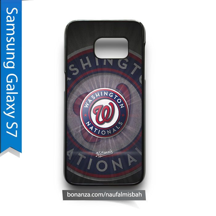 Washington Nationals Samsung Galaxy S7 Case Cover