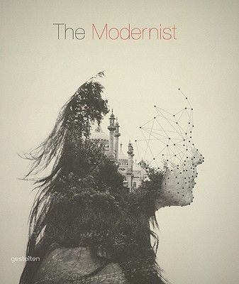 "The Modernist  ""A collection of work in graphic design and illustration that is created with minimal intrusions."""