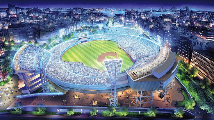 東京五輪、野球&ソフトの主会場 ハマスタが変わる!客席増築も手狭なグラウンドは拡張せず / スポーツ報知 5/30(火) #球場 #東京五輪 #会場