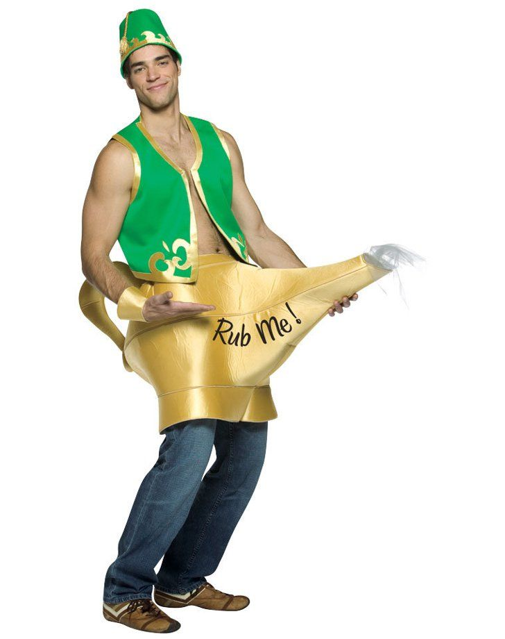 Pin for Later: 50 of the Most Sexually Inappropriate Costumes For Guys