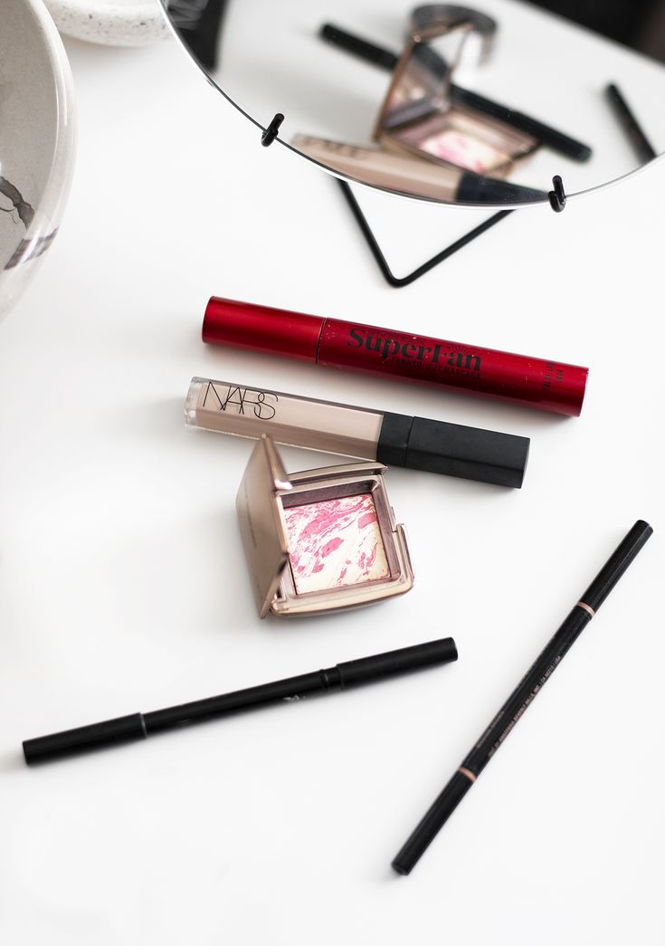 How to simplify your makeup routine