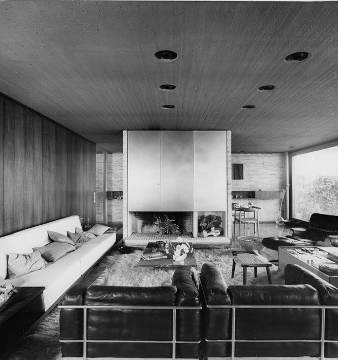Residence in Filothei, Athens (1951)