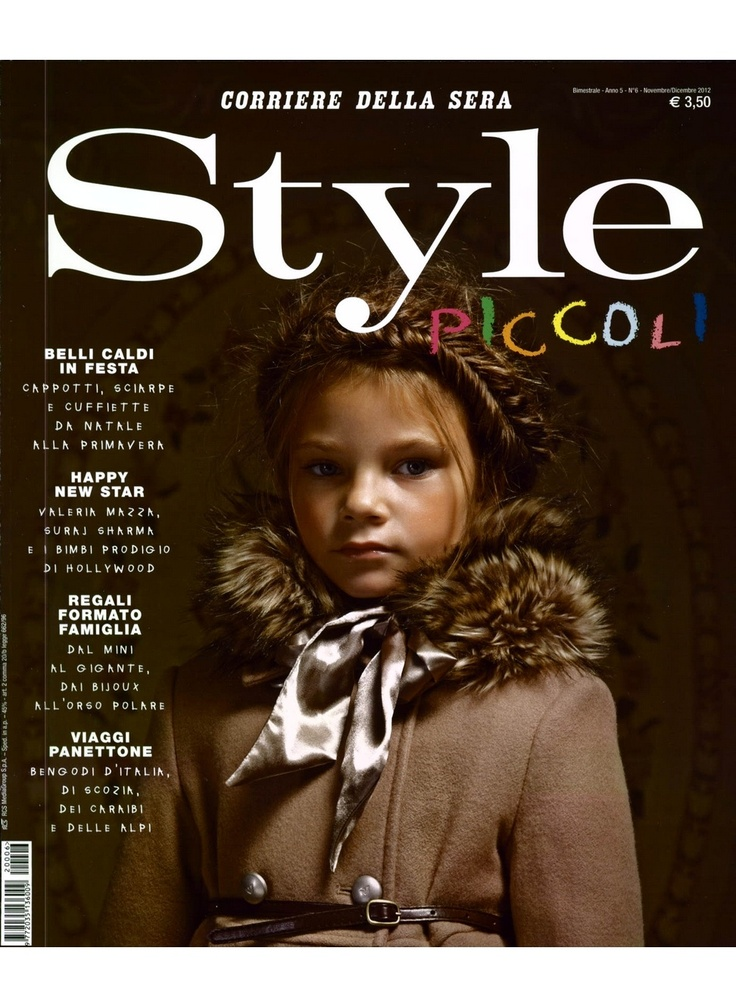 Style Piccoli chooses MiMiSol for its Red Christmas #mimisol #press #style #piccoli #stylepiccoli #childrenswear #kidswear