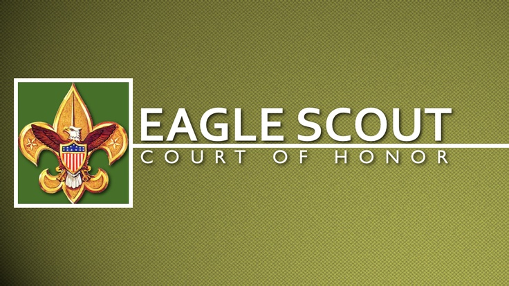 77 best images about eagle scout court of honor on for Eagle scout court of honor program template
