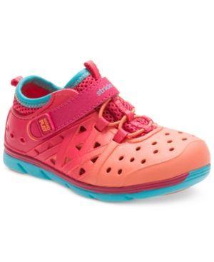 Stride Rite M2P Phibian Shoes, Toddler Girls (4.5-10.5) - Pink 10M