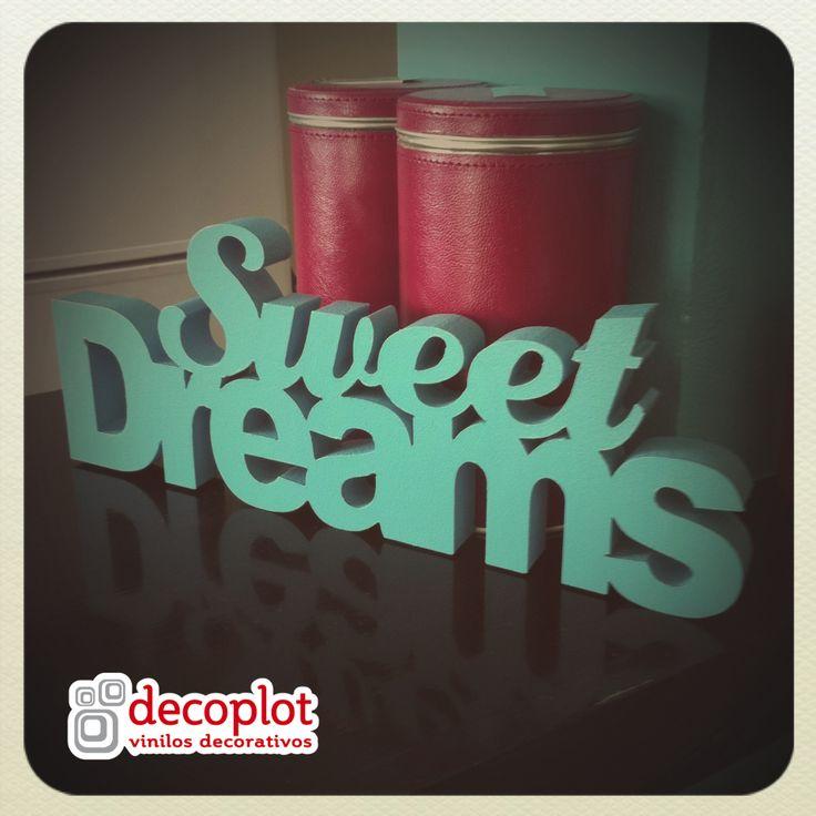 Modelo Sweet Dreams / Decoplot Vinilos Decorativos