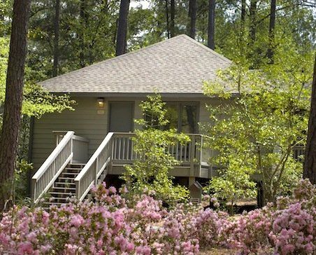 Honeymoon Cottages At Callaway Gardens Georgia Joyous Occasions Weddings And Events