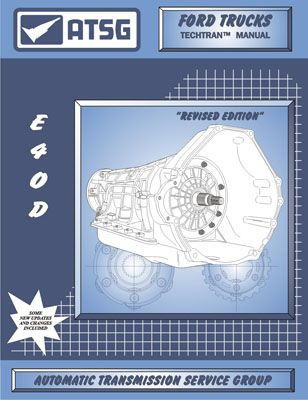 44 best ford e4od images on pinterest ford trucks ford and ford ford e4od atsg transmission service manual 89 up rebuild overhaul e40d techtran fandeluxe Choice Image
