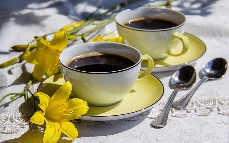 Картинки кофе и чай весенние, уходи открытки открытки