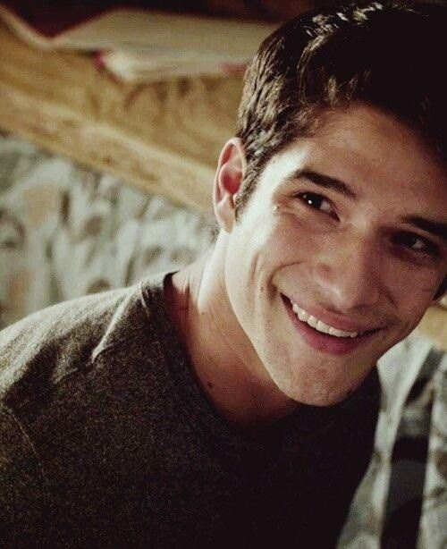 Scott McCall-his smile makes my heart melt