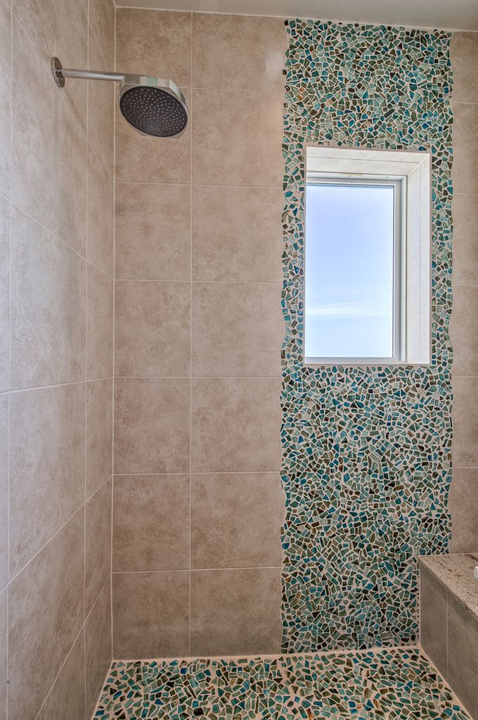 Bathroom Ideas Mosaic 11 best bathroom blue wall tile designs ideas images on pinterest