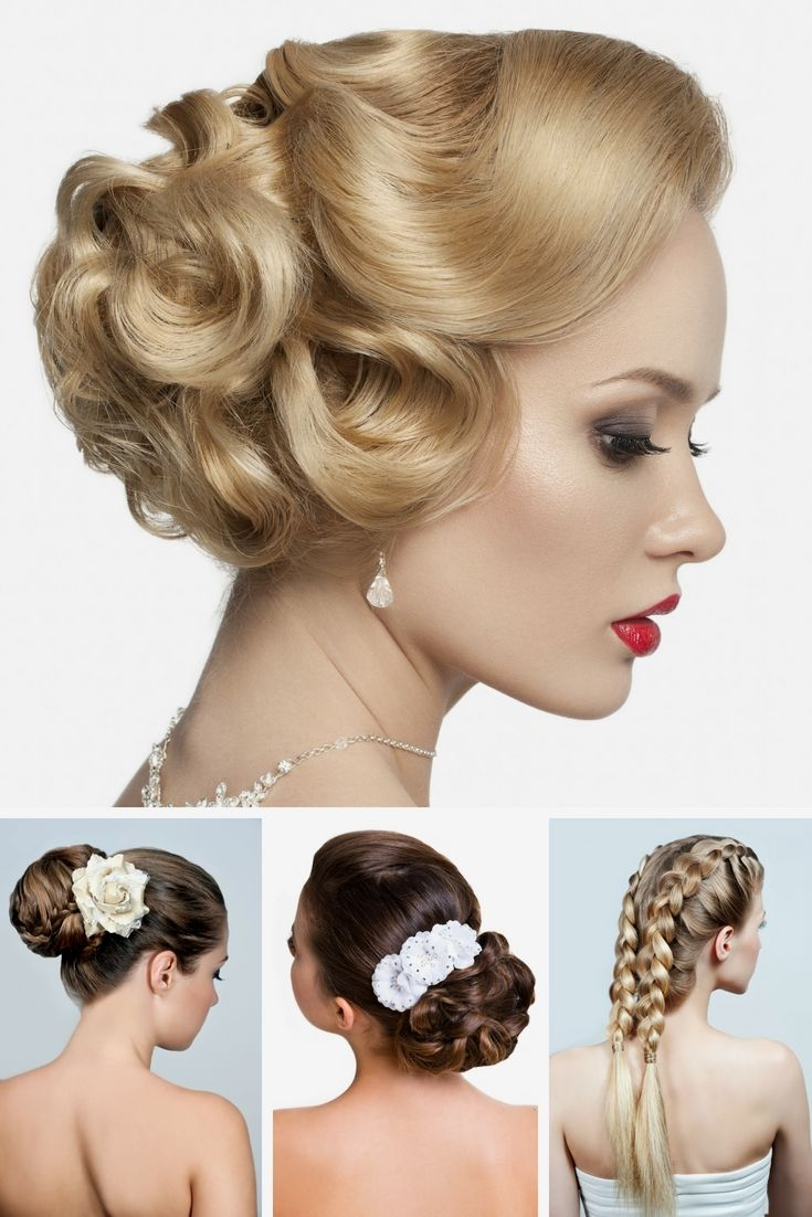 personal wedding hairstyle gallery. still looking out for