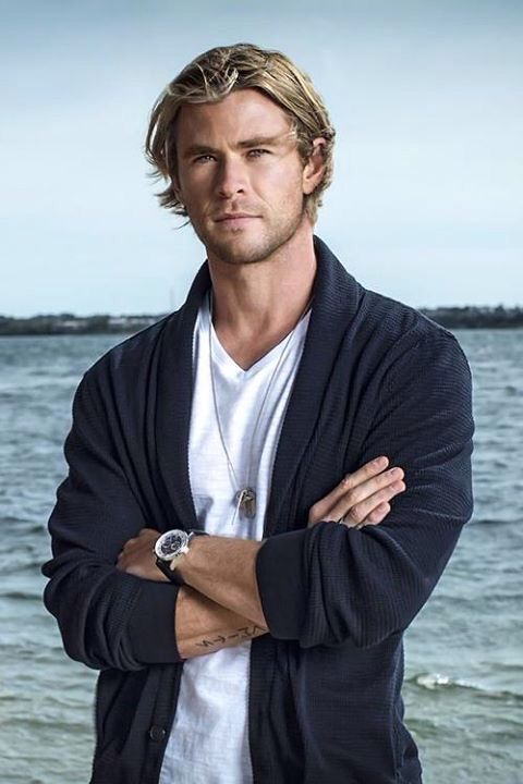 chris hemsworth 2017