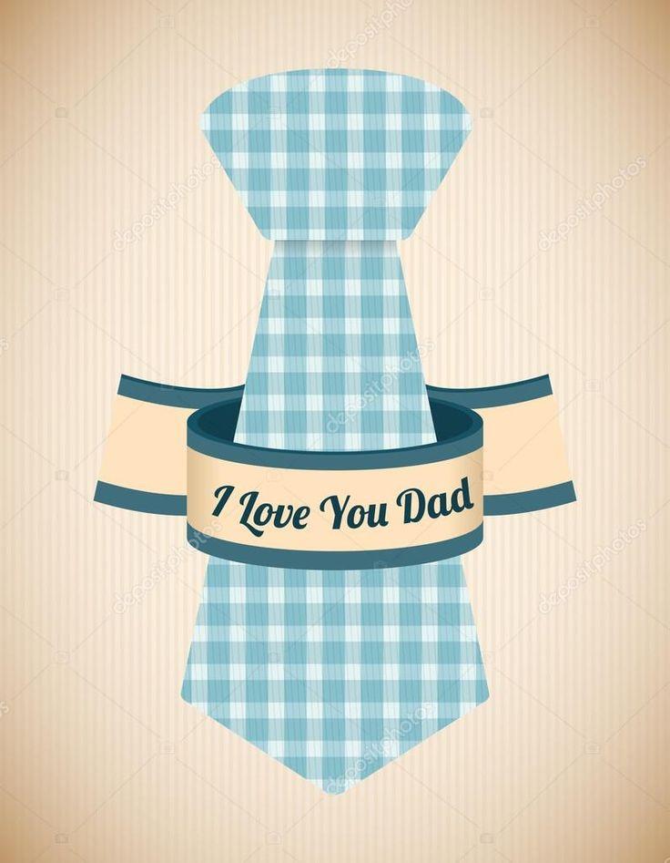 Ojcowie szczęśliwy dzień karta projekt — Ilustracja stockowa #70933977
