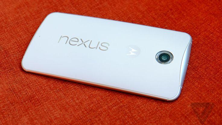 The Nexus 6. I really like this phone