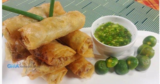 Lumpiang Togue by Chef Boy Logro Whether an aspiring chef or simply a food lover, viewers have another reason to be glued on television as G...