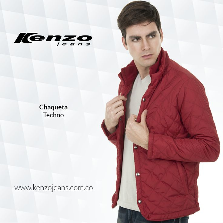 Arriésgate a usar una chaqueta con mucho estilo, logra un #look moderno, atrevido y practico. #KenzoJeansaUnClic compra ahora en ow.ly/W3186
