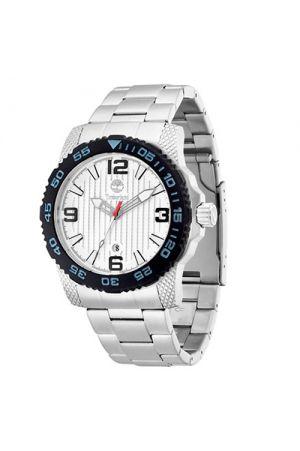 Sandown Analog Stainless Steel Watch