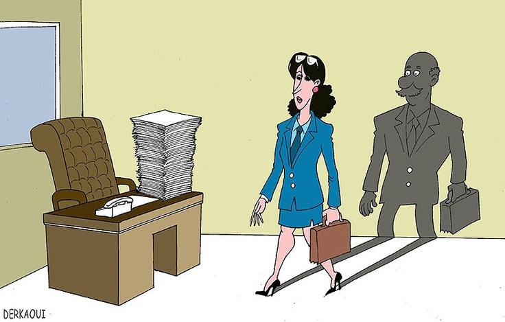 ¿Una mujer detrás de cada gran hombre?