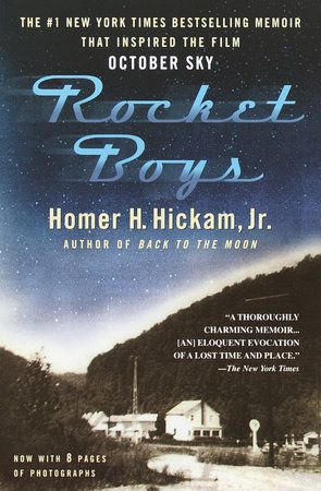 The #1 New York Times bestselling memoir that inspired the film October Sky, Rocket Boys is a uniquely American memoir—a powerful, luminous story of coming of age at the dawn of the 1960s, of a mother's...