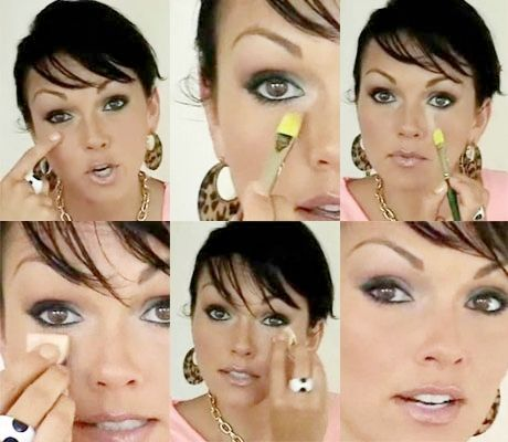 Kandee Johnson - she's a genius for make-up tutorials