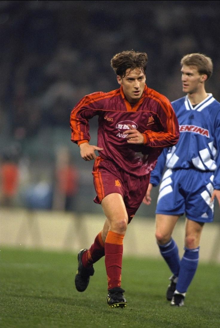 1995 Francesco Totti Daje Roma Daje