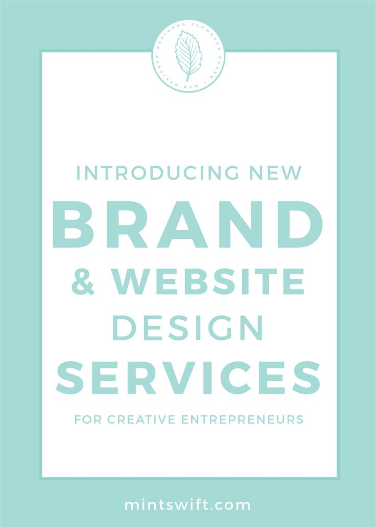 Brand Design | Brand identity design | Brand & Website Design | WordPress Design | Branding | Logo Design | Web Design | Brand & web design packages for creative entrepreneurs who understand that strong visual identity is essential in building a profitable business | Brand & Website Design services | Brand & Website Design Packages | Branding for bloggers | MintSwift | Brand Designer | Website Designer | Brand Collaterals Design | Blog Design | Web Designer | Brand identity design...
